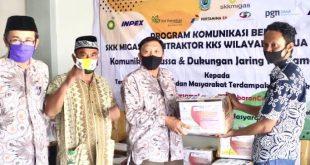 SKK Migas – KKKS Pamalu Dukung Pemprov Papua Barat dalam Pandemik Covid19 Di Manokwari