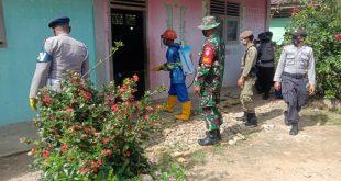 Satbrimob Aceh Kembali Gelar Bhakti Sosial Bersama TNI-POLRI Dan Satpol-PP