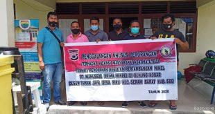 Polres SBB laksanakan Penggalangan Khusus Perorangan dengan Aliansi Masyarakat Adat