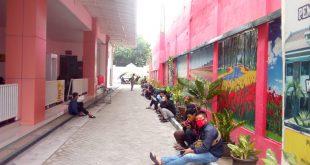 Para Pelanggar Protokol Kesehatan Yang Terjaring Oprasi Yustisi Di Sidangkan