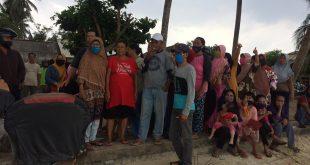 Masyarakat Pesisir Kampung Nelayan dan Kampung Padang Laut Dukung PIP.