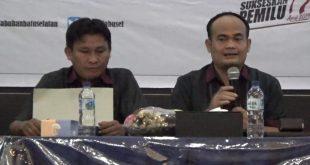 KPUD Kabupaten Labuhanbatu Selatan Adakan Sosialisasi Kepada Masyarakat Bersama ALKOWAR