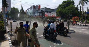 Tim Respon Cepat Kerja Tuntas Satpol PP Kota Kediri Bergerak Cepat Dalam Menangani  Segalah Masalah Di wilayah Kerjanya