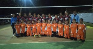 Hatutelu Seletion Melaju Ke Final Vollyball Putri