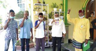 Para tokoh tua dan milenial kabupaten Karimun mendoa restu Paslon Arah.no.1 menang di ajang pilkada karimun  2020 ini