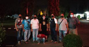 Tekab 308 Sat Reskrim Polres Lampung Utara Ringkus Pelaku pencurian Sepeda Motor