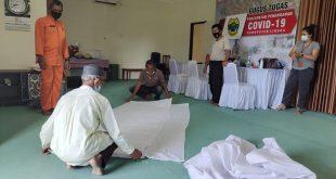 Diduga Covid-19 : Satu Orang Pasien IGD RSUD Dabo Meninggal Dunia, Ini Tanggapan Jubir Gugus Kabupaten.