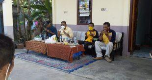 Empat Hari Kampanye di Pulau Kundur Paslon ARAH.no.01.Dapat Doa Lanjutkan Pembangunan