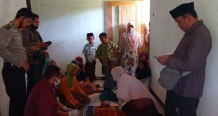 Warga Kecamatan Rubaru Digegerkan Penemuan Mayat Gantung Diri