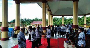 Wali Kota Subulussalam Pimpin Upacara HGN dan HUT PGRI Ke-72