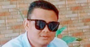 Pengacara Tampan Dan Muda Budiono SH Sahabat Nelayan Jumpa Pers Bersama HNSI Bangka Di Kafe Begagil