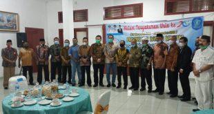Wakapolres Bangka Menghadiri Acara ( FKLG ) dalam rangka Tasyakuran hari jadi Ke – 20 Provinsi Kep Babel.