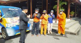 Bupati Tulungagung Kirim BASARTA dan Team, Untuk memberikan Bantuan Kemanusiaan di Lumajang