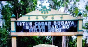 Masyarakat Kecamatan Buru Berharap Pemda Bangun Jalan Aspal di Parit 9 dan Jalan Semenisasi Menuju Makan Tok Badang Situs Budaye di Pulau Buru.