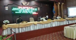 Ketua DPRD Nunukan Resmi Melantik Dua Anggota PAW
