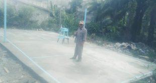Desa Subulussalam Kota Bagun Lapangan Olahraga