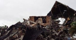 Korban Meninggal Dunia paska gempa di Mamuju Sulbar ( 6,2 ) SR masyarakat :
