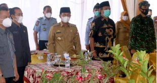 Bupati Lampura Resmikan Yayasan Rehabilitasi Narkoba