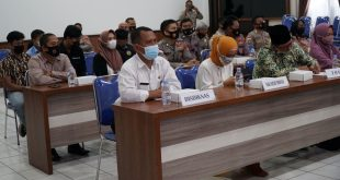 Tim Puslitbang Mabes Polri, Kunjungi Polres Nununukan