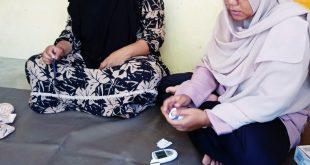 Peduli Akan Kesehatan Masyarakat Puskesmas Rundeng Gelar Posyandu Rutin