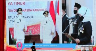 Dilantik Gubernur Jatim, Ini Yang Bakal Dilakukan Achmad Fauzi Bupati Sumenep