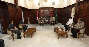 *Kapolda Jatim dan Ketua Pengadilan Tinggi Surabaya Kolaborasi Terkait Sistem Peradilan Pidana dan Tindak Lanjut Satgas Mafia Tanah*