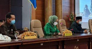 Paripurna DPRD, Umumkan Paslon Bupati Dan Wakil Bupati Terpilih 2021-2024