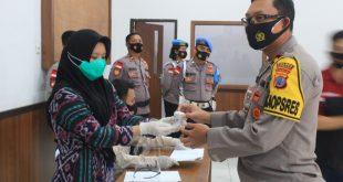 Antisipasi Narkoba, 25 Personel Polres Jalani Test Urine
