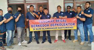 KASUS BEGAL BERKEDOK DEPTCOLEKTOR ,POLISI TERBIT KAN SP2HP Radar Nusa or.id Banyuwangi