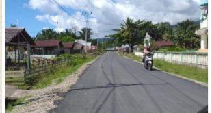 Akses Jalan Dibuka, Terimakasih Warga Kecamatan Huamual Kepada Gubernur Maluku