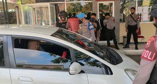 Teror Bom di Mabes Polri, Polres Sumenep Perketat Penjagaan Pintu Masuk