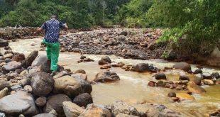 """"""" Dam Sabo Tak Bertuan, dan Terancam Terbengkalai """"."""