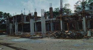 """"""" Stop, pekerjaan Revitalisasi dan Pengembangan Asrama Haji Bengkulu Terancam Putus Kontrak """"."""