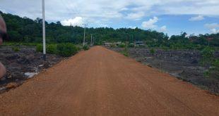 Masyarakat Desa Tanjung Batu Kecil Bersyukur dapat Dana Rehap Rumah 85 Unit Di Tahun 2021 ini
