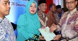1500 Warga Pontianak Mendapat sertifikat gratis