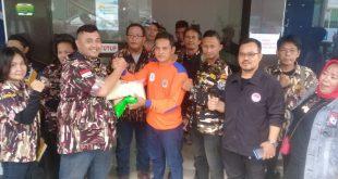 FPII Korwil Kota Bogor dan Bikers FKPPI Bogor Distribusikan Bantuan Untuk Korban Bencana