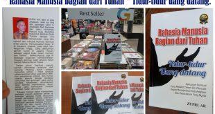 """Buku Motivasi Spiritual Judul"""" Rahasia Manusia bagian dari Tuhan """""""