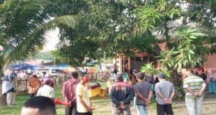 Wakil Bupati Kabupaten Buol kunjungi pasar tradisional