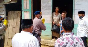 Bhakti Sosial Brimob Aceh Dalam Rangka Memperingati Hut Bhayangkara Ke- 74 Di Aceh Singkil