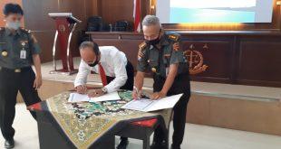 LPLH TN Mengapresiasi Kejari Situbondo Tandatangani MOU Bidang Hukum Perdata Dan Tata Usaha Negara Dengan Perhutani KPH Bondowoso