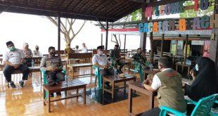 Loka Karya Mini Lintas Sektoral, Ini Pesan Danramil 0825/21 Kalipuro