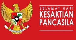 SELURUH PIMPINAN BESERTA STAF REDAKSI DAN WARTAWAN MEDIA LINTAS INDONESIA MENGUCAPKAN SELAMAT HARI KESAKTIAN PANCASILA 1 OKTOBER 2020
