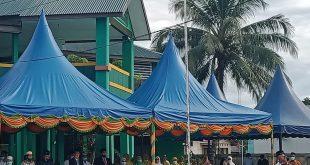 Dirgahayu HAB Ke-75 Kemenag Kabupaten Aceh Singkil Santuni Anak Yatim