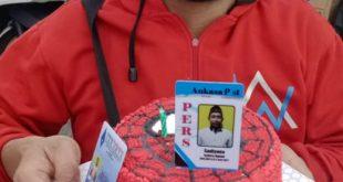 Hari Ulang Tahun Anggota Ankasapost.Com Kabiro Ngawi