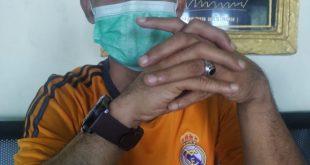 Kadis Pora Kabupaten Karimun  Drs.Usman.Msi.Menghimbau Mari kita terus Giat Berolah raga dan Tetap Patuhi Protekes