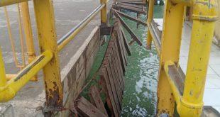 Pelabuhan Fery Kalianget Rusak Parah , Perlu Ada Perhatian Pemerintah Setempat