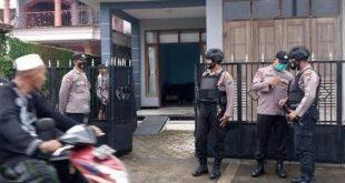 Berita terbaru, Seorang Terduga Teroris Ditangkap di Desa Tenggur Kabupaten Tulungagung