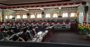 Pemkab Lampura Tindaklanjuti Rekomendasi Dewan Terkait LKPJ 2020
