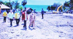 Tinjau Penanganan Bencana di Lembata, Presiden Pastikan Kebutuhan para Pengungsi Tercukupi