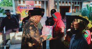 Lembaga Penegak Demokrasi, LPD Dan Sahabat Gus Fatcur Berbagi Kebahagiaan Bersama Ratusan Anak Yatim